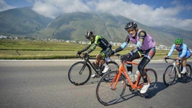 International Granfondo cycling festival to kick off in Yunnan