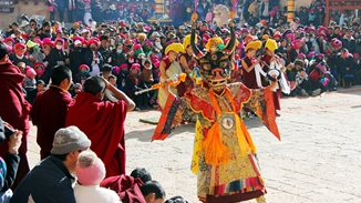 Gedong Festival offers you a different Shangri-La