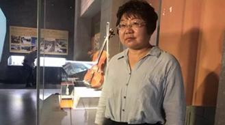 Mu Rui restores relics in Yunnan museum