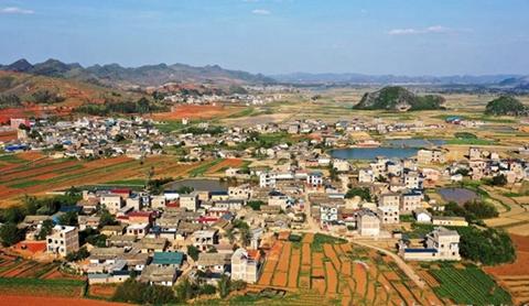Sericulture, vegetable planting change Xinzhai village in SE Yunnan