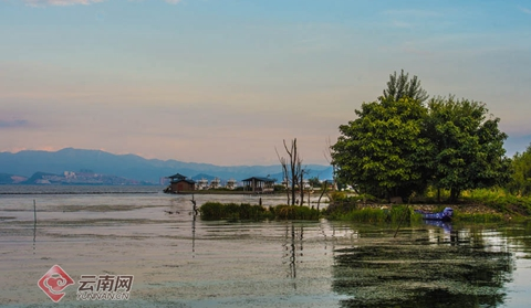 In pics: eco-beauty seen at Erhai Lake, west Yunnan